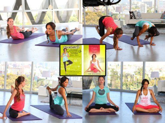 Evde Yapabileceğimiz Yoga Hareketleri..