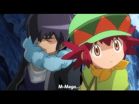 [FULL] Pokemon X and Y    Strongest Mega Evolution Special Episode 3  