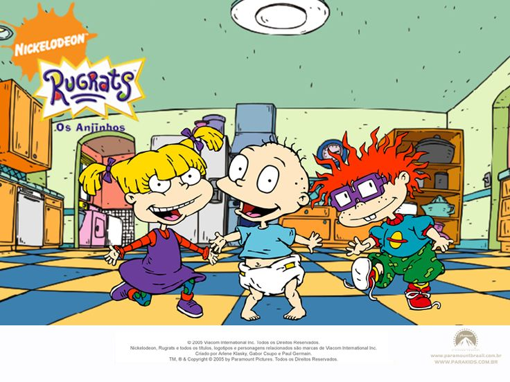 Rugrats   Rugrats, The rugrats movie, 90s cartoons
