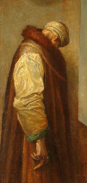 George Frederick Watts | For he had great possessions, 1894