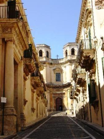 Noto Sicily  Italia