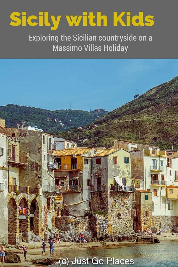 Exploring Sicily with Kids on a Massimo Villas holiday