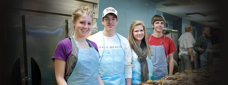 Milwaukee Rescue Mission :: Volunteer