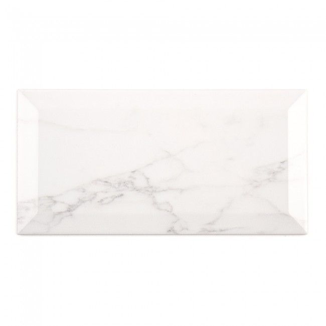 Carrara Gloss Bevelled