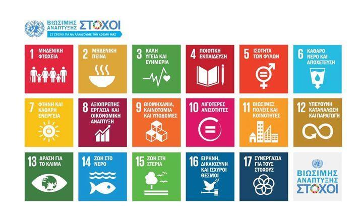 Για ένα καλύτερο κόσμο ❤️❤️❤️  Η εταιρεία μας,OJO Sunglasses, έχοντας πάντοτε σαν άξονα λειτουργίας της το αύριο , πορεύεται πάντοτε για ένα καλύτερο μέλλον . Μέσα από διάφορες ενέργειες που ήδη περιλαμβάνονται στους 17 στόχους βιώσιμης ανάπτυξης (sustainable development goals) λειτουργεί 6-8 κυρία προγράμματα όπως :  - αξιοπρεπή εργασία  - υπεύθυνη παραγωγή  - ισότητα φύλων  - ομαδικότητα και συνεργασία  - συνεισφορά στο συνάνθρωπο μας και αλλά ...  Έχουμε πετύχει αρκετά αλλά και…