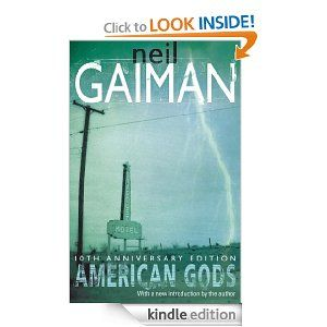 American Gods [Kindle Edition]  Neil Gaiman (Author)