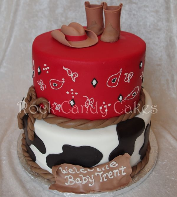 Cowgirl Baby Shower Cakes: 52 Best Cowboy-girl Cakes Images On Pinterest