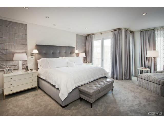 Hotel Chic bedroom with the beach inches away. Yes! 132 2nd Street, Manhattan Beach Property Listing: MLS# SB13011851