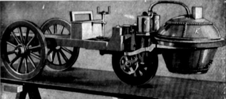 Nicholas-Cugnots-Dampfwagen - Nicolas-Joseph Cugnot - Wikipedia, the free encyclopedia