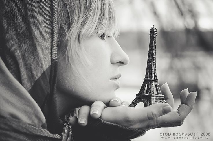 Опять хочу в Париж..