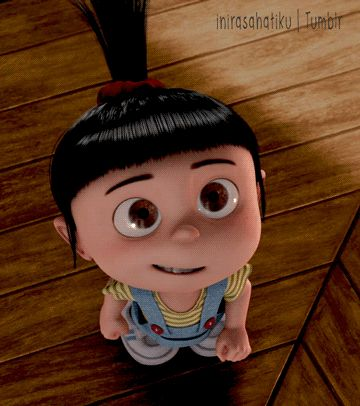 despicable me 2 agnes and unicorn ,