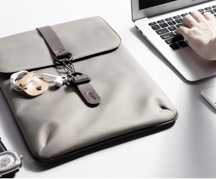 Waterproof Laptop Pouch protects more than just yo…