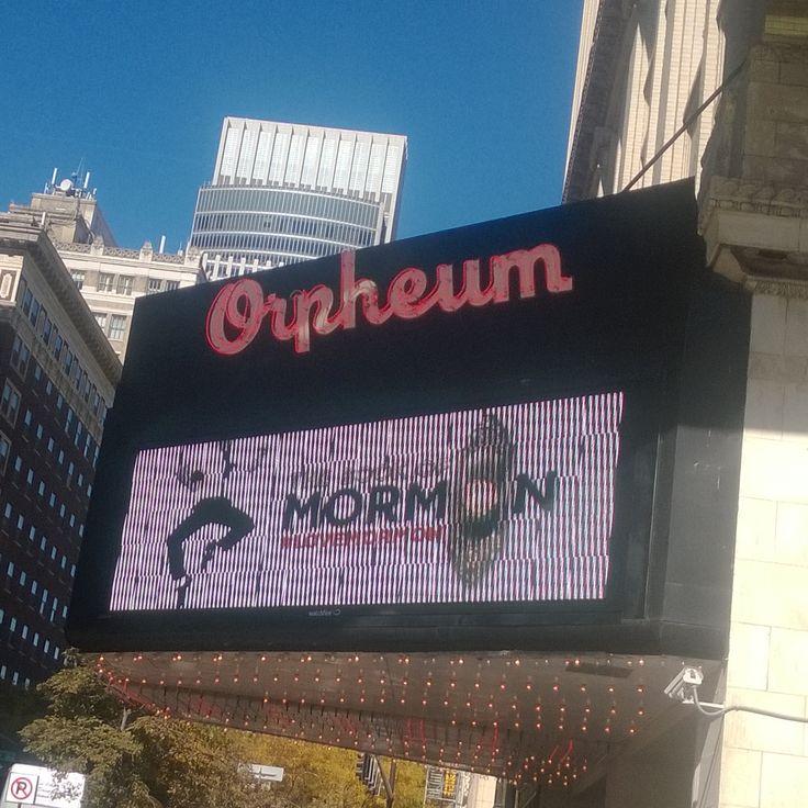 Book Of Mormon Soundtrack!