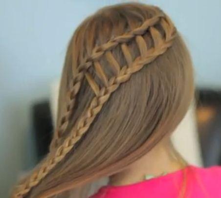 find this pin and more on peinados para dama y nias by aldecahe trenzas de moda