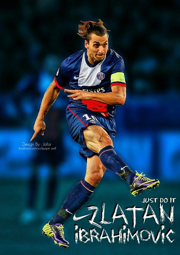 Zlatan Ibrahimovic Cool Wallpaper X Player Football