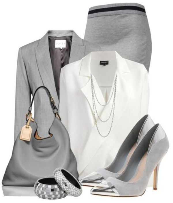 80 Elegant Work Outfit Ideas in 2017  - Are you looking for catchy and elegant work outfits? We all know that there are several factors which control us when we decide to choose something to... -  work-outfit-ideas-2017-66 .