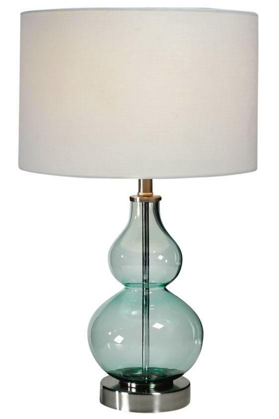 clara table lamp 59 bedroom ideas pinterest glass table lamps