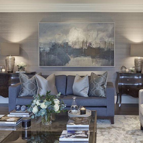 Salas modernas 2019 2020 fotos salas modernas salas - Decoraciones de casas modernas ...