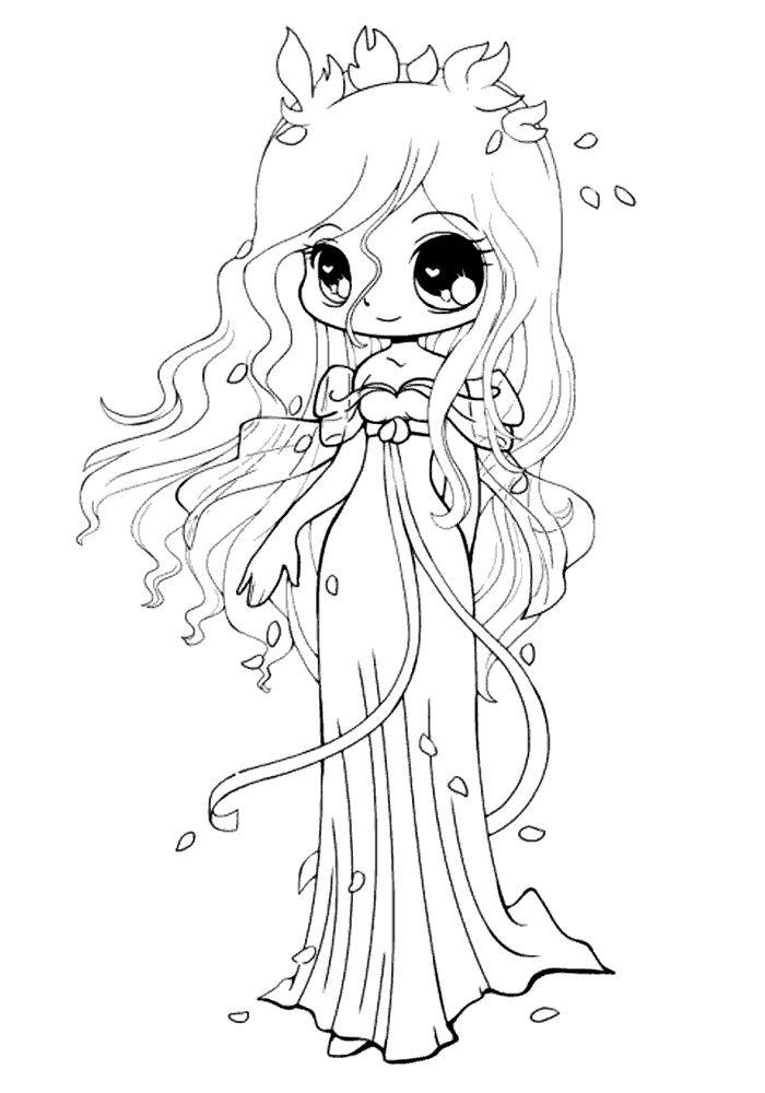 Prenses Boyama Sayfası Boyama Sayfaları Adult Coloring