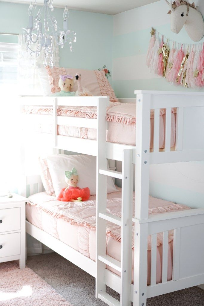 Pin On Girly Toddler Room Ideas