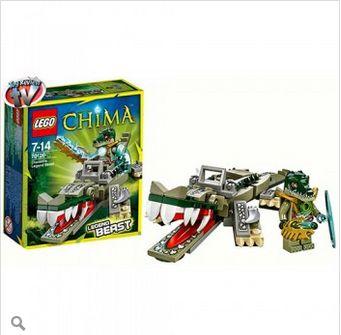 Đồ chơi Lego chima cá sấu huyền thoại 70126_255.000 đ