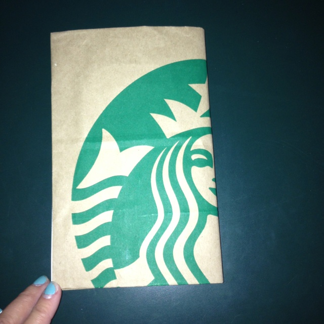 Paper Things Book Cover ~ Starbucks paper bag book cover things to do pinterest