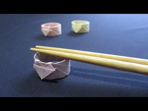 [How to ORIGAMI] Ring