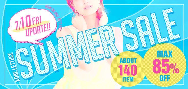 summer sale!!