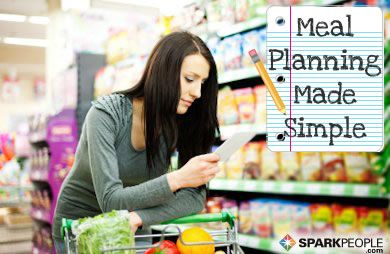 Meal Planning Made Simple via @SparkPeople