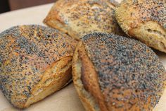 Opskrift på lækre langtidshævede håndværkere med 26% fuldkorns hvedemel