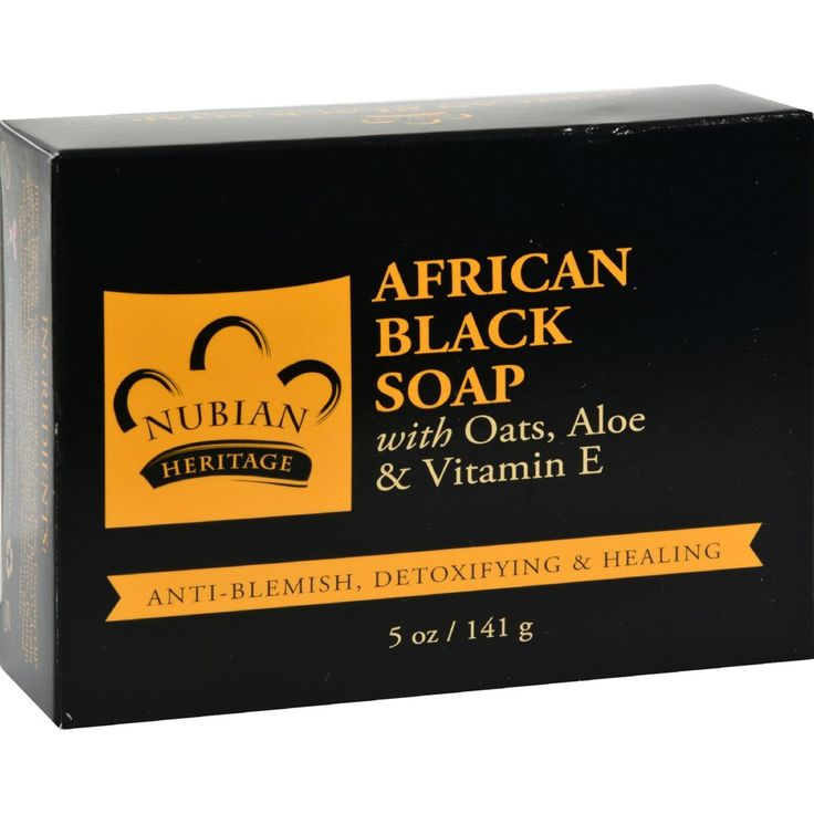 Whole Foods African Bar Soap