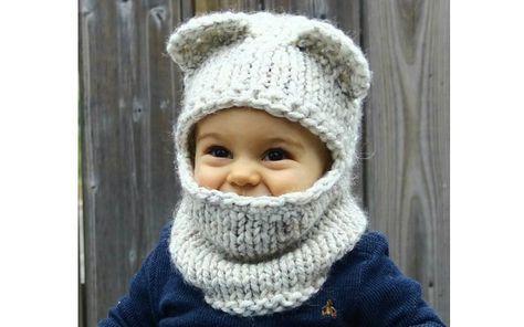 50 Modelos de capuz para criança, veja mais de 50 modelos de capuz de tricô para criança. lindos e criativos, Simples, coloridos e até com o...