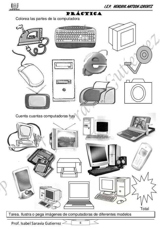 Los Estudiantes Aprenden A Diferenciar Los Artefactos Tecnologicos Sus Funciones Y Usos Tecnologia Para Ninos Computacion Computadora Para Ninos