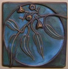 Stone Hollow Tile Arts and Crafts Tile Handmade Tile Ceramic Tile Design Minneapolis - St. Paul Minnesota Wendy Penta