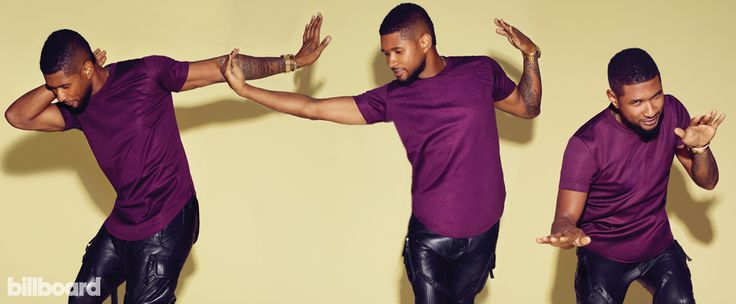 Usher is at a crossroads with an album in limbo, a new love, a little EDM thrown in and a career-spanning tour that  he's banking on to keep him on top.