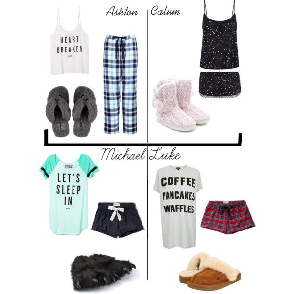 5sos preference- Sleepover at his place