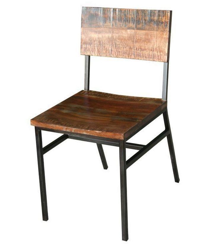 Holz Und Metall Esszimmer Stuhl Esszimmer Metall Stuhl Metal