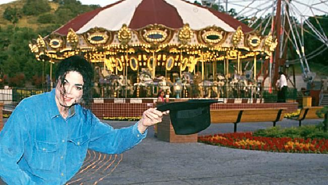 Michael Jackson's Neverland to become museum
