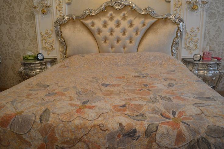 Yaga bedspread