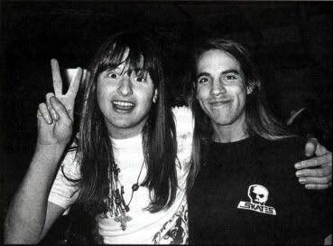 Jeff & Anthony Kiedis