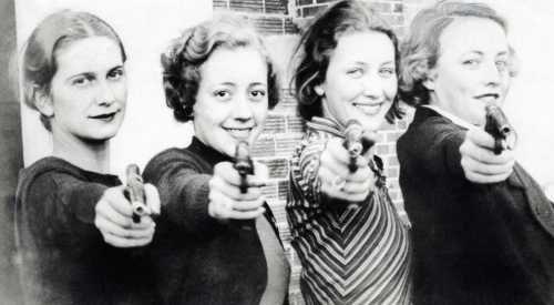 University of Missourie Women`s Shooting Club 1934