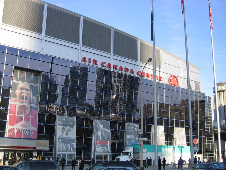 Toronto Maple Leafs - Air Canada Center