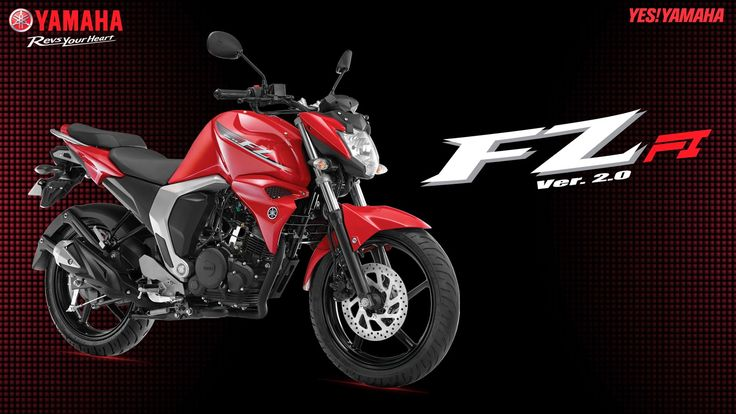 Yamaha FZ FI Version 2.0 | Yamaha FZ-S FI Version 2.0 - Grease n Gasoline