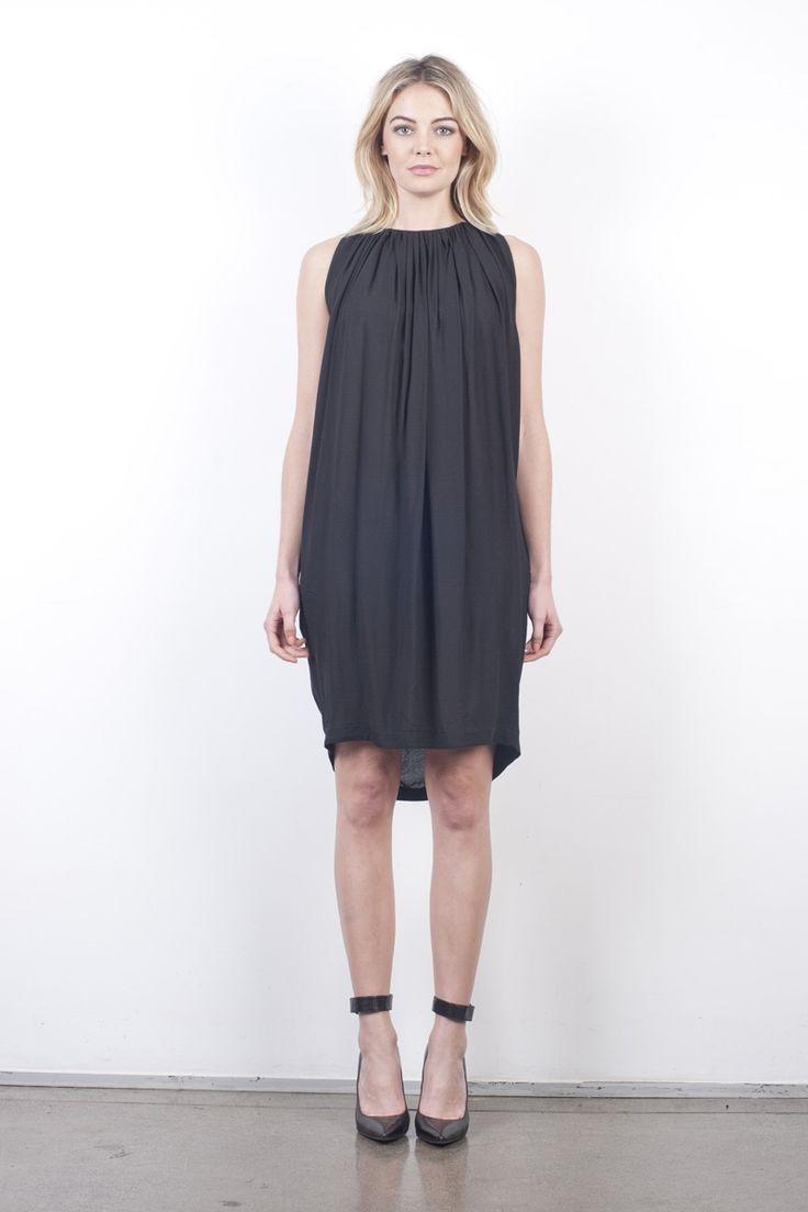 Gather Your Wits Dress - Spartan Black Label : Black Label-New In : Trelise Cooper Online