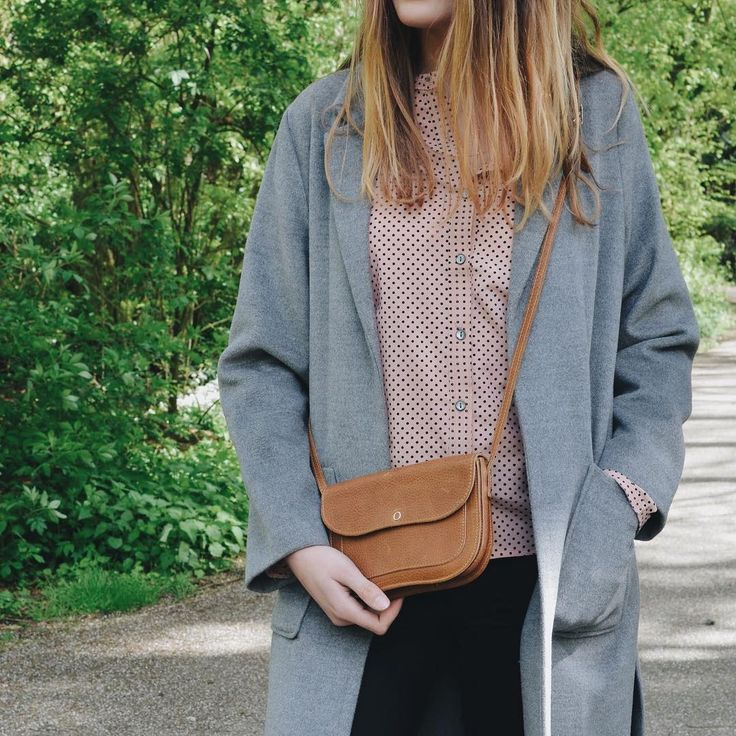 Cat Chase Bag in Cognac Used Look - Keecie
