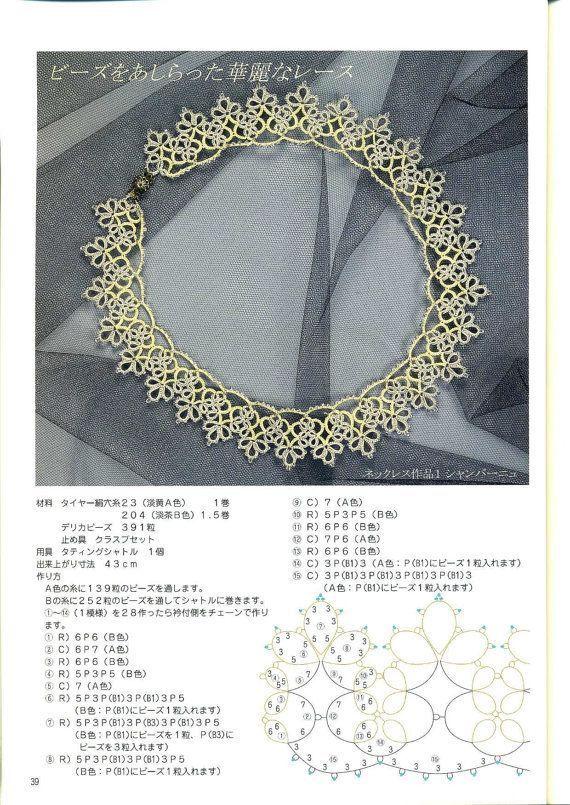 needle lace making instructions