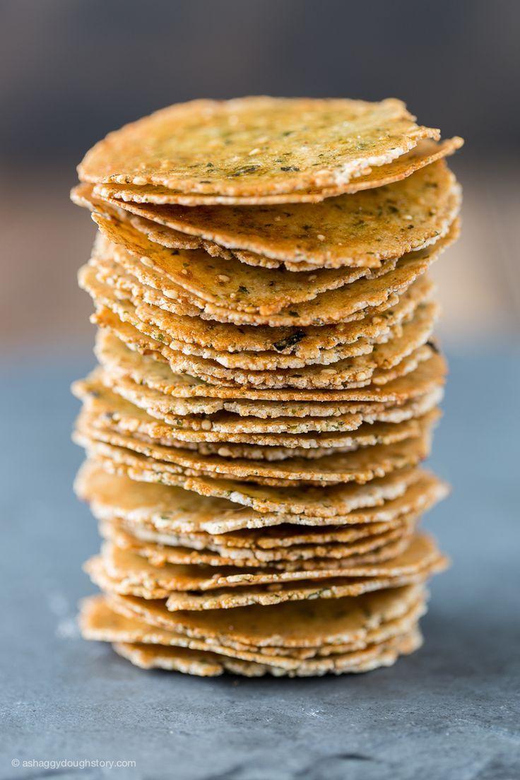 Senbei – Japanese Rice Crackers #TwelveLoaves — A Shaggy Dough Story