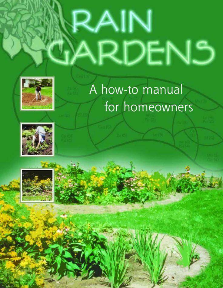 Photos of Rain Gardens | Rain Garden Document