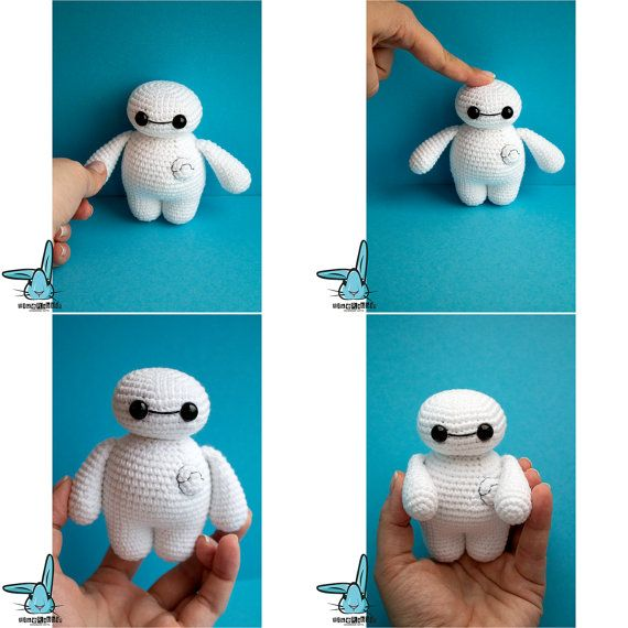 Hi! Im Baymax - plus-sized inflatable robot, superhero from Big Hero 6 animation.    I can be your personal healthcare assistant :)    Im small and
