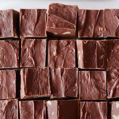You can't beat the original. Satisfy your chocolate craving with some Toll House Famous Fudge. <BR>